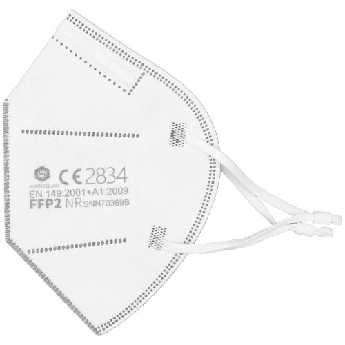 Halbmaske FFP2 NR, EN 149:2001, CE, Box á 40 Stück